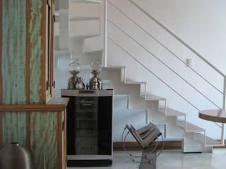 Cobertura Ipiranga Salas de estar modernas por Tais Vivanco Moderno