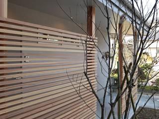 斜光の家 の あかがわ建築設計室 モダン