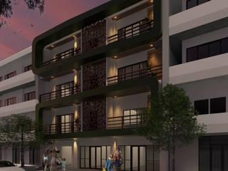 บ้านจำลอง 3D บางหว้า โดย บริษัท พี นัมเบอร์วัน ดีไซน์ แอนด์ คอนสตรัคชั่น จำกัด โมเดิร์น