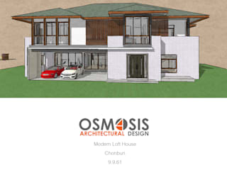 OSMOSIS Architectural Design Modern