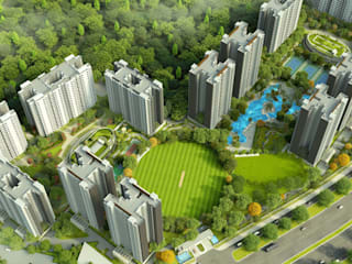 by Sobha City Colonial