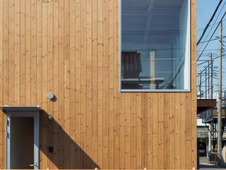 木箱の家 北欧風 家 の すずき/suzuki architects (一級建築士事務所すずき) 北欧