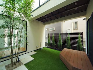 Garden by TERAJIMA ARCHITECTS, Modern