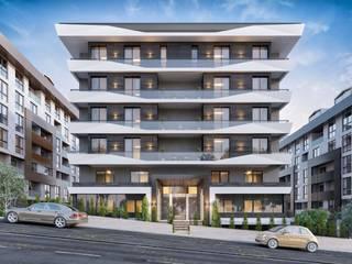 ANTE MİMARLIK  – Statü Trend Konutları:  tarz Apartman