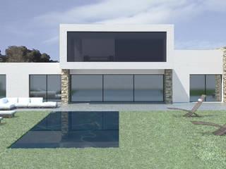 Single family home by Vidal Molina Arquitectos
