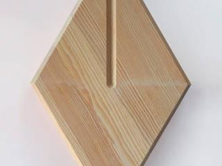 Панели для стен из массива дерева от WOODLOVE Скандинавский