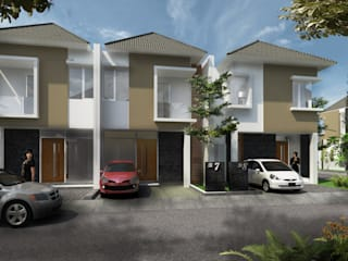 Andaru Residence Oleh PT. DAA INTERPLAN INDONESIA