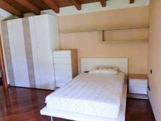Bedroom by Antonio Baroni - Homify,