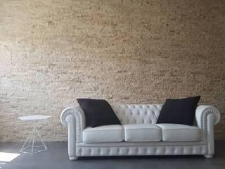Minimalist walls & floors by Trani Gold Stone - la pietra di Trani Minimalist