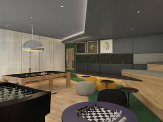 Salas multimedia de estilo  de K'ANKA