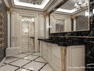 Klassische Badezimmer von ARCHMY Mimarlık Klassisch