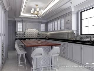 Klassische Küchen von ARCHMY Mimarlık Klassisch