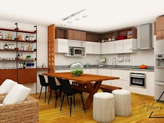 by Farach Interior Design Modern