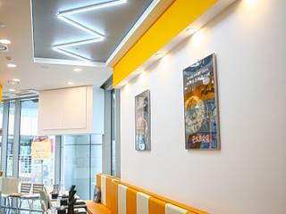Ruang Makan Modern Oleh 8sky design Modern