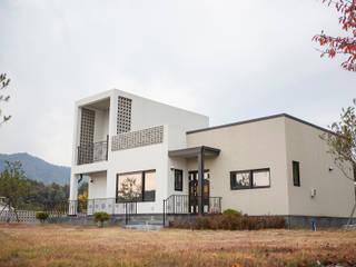 Rumah Minimalis Oleh 8sky design Minimalis