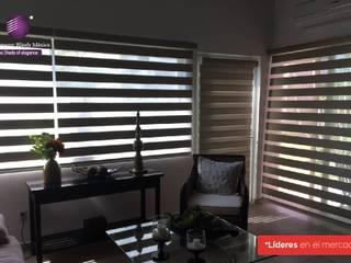 Persianas Sheer Elegance de Harmony Blinds México Clásico