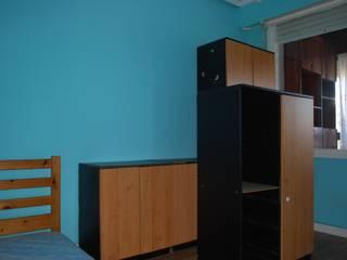La casa de Joseba: Proyecto de home staging en Bakio:  de estilo  de Home Staging Bizkaia
