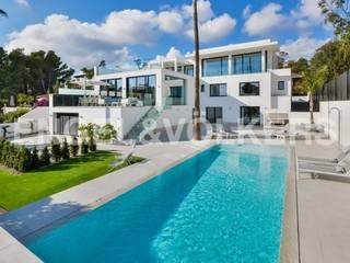 SPECTACULAR AND EXCLUSIVE VILLA IN LA NUCÍA. de Engel Voelkers Agencia Inmobiliaria Albir Mediterráneo