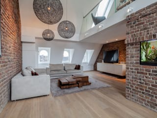 Modern living room by Sebastian Hopp PHOTOGRAPHY Modern