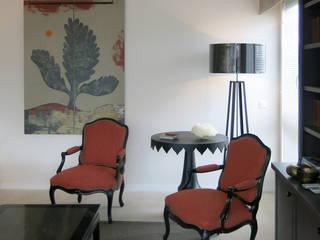 Antoine Chatiliez Living room