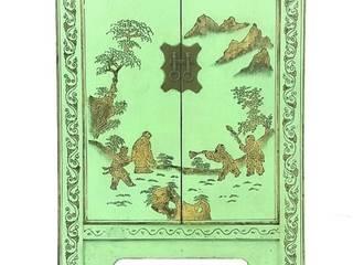 Revivigi HouseholdAccessories & decoration Solid Wood Green