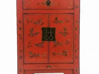 Revivigi HuishoudenAccessories & decoration Massief hout Rood