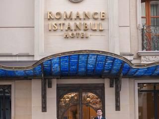 DESTONE YAPI MALZEMELERİ SAN. TİC. LTD. ŞTİ.  – Romance Hotel Projesi:  tarz Oteller