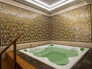 DESTONE YAPI MALZEMELERİ SAN. TİC. LTD. ŞTİ.  – Hotel Jakuzi ve Seramik Uygulama:  tarz Oteller