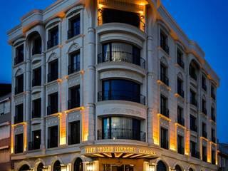 DESTONE YAPI MALZEMELERİ SAN. TİC. LTD. ŞTİ.  – Time Time Hotel Marina Projesi:  tarz Oteller