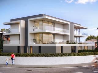 Multi-Family house by studio conte architetti,