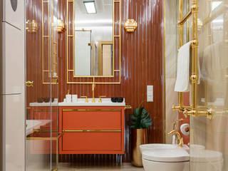 Легкая нео классика Ванная в классическом стиле от ATM interior Классический