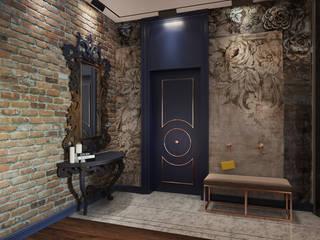 Апартаменты в историческом центре Калининграда: Коридор и прихожая в . Автор – ATM interior