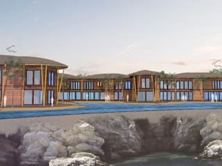 Wakatobi resort MF+ Studios
