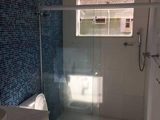 Renovação de Banheiros em Reforma de Casa por Lnormand Interiores