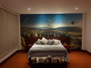 vinilos habitación:  de estilo  por vinilos dkorativos