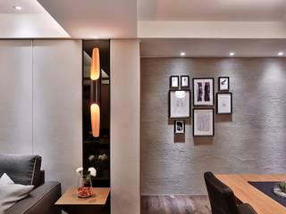 安提阿設計有限公司 Walls & flooringPictures & frames Grey