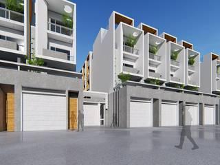 Modern houses by 尋樸建築師事務所 Modern