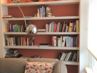 renovatie woonhuis Moderne woonkamers van Brenda van der Laan interieurarchitect BNI Modern