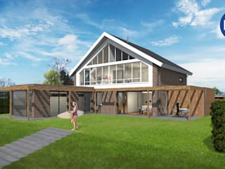 by ECO architecten Modern