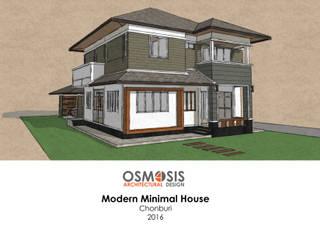 OSMOSIS Architectural Design Minimalist