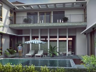 Exterior:  Villa by Ectic