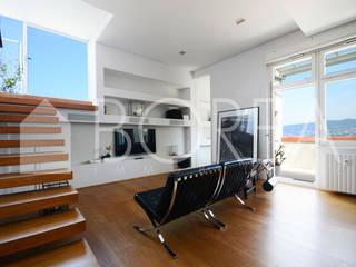 Spa modernos de Borea immobiliare Moderno