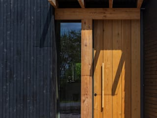 Longhouse van Boon architecten Modern