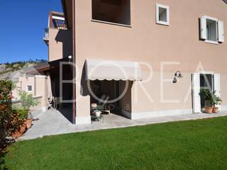 ((VENDITA)) Villa, Sistiana, Portopiccolo: vivere il mare Borea immobiliare Giardino moderno