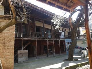 Işlak Evi - Denizli/Babadağ Restorizm Mimarlık Restorasyon Proje Taah. Ltd. Şti Kırsal/Country