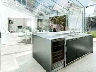 Kitchen by AR Design Studio, Modern
