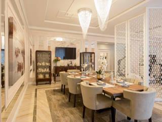 Частный дизайнер и декоратор Девятайкина Софья Eclectic style dining room