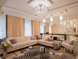 Частный дизайнер и декоратор Девятайкина Софья Living room