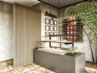 Cafe Projesi - Mersin Rengin Mimarlık Kırsal/Country