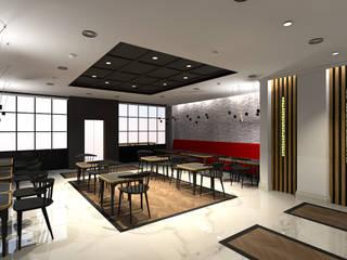ZOE TASARIM – CAFE: modern tarz , Modern